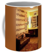Grand Ole Opry House Backstage Dressing Room #5 In Nashville, Tennessee. Coffee Mug