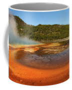 Grand Prismatic Spring  Coffee Mug