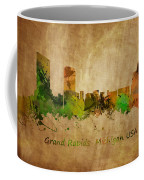 Grand Rapids  Michigan Coffee Mug