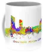 Grand Rapids  Michigan Usa Coffee Mug