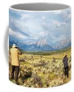 Grand Teton Photograpers Coffee Mug