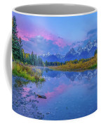 Grand Teton Sunrise Coffee Mug by Scott McGuire
