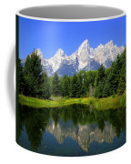 Grand Tetons 2 Horizontal Coffee Mug
