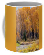 Grand Tetons Fall Coffee Mug