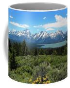 Grand Tetons Coffee Mug