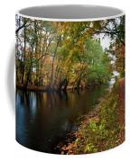 Grand Western Canal At Westcott Coffee Mug