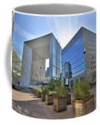 Grande Arche De La Defense Coffee Mug