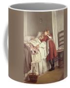 Grandfathers Little Nurse Coffee Mug