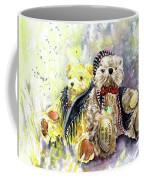 Grandma And Grandda At Newby Hall Coffee Mug