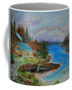 Grandmas Cabin Coffee Mug