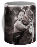 Grandmother And Child Coffee Mug