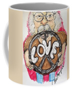 Grandpa Hippie Coffee Mug
