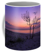 Grandview Beach Sunrise Coffee Mug