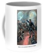 Grant At The Capture Of The City Of Mexico Coffee Mug