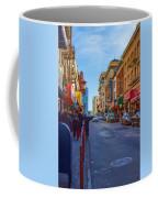 Grant Street In Chinatown Coffee Mug