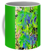 Grape Leaves Coffee Mug
