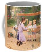 Grape Tasting  Coffee Mug