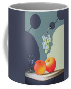 Grapes And Apples Coffee Mug