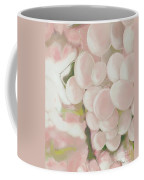 Grapes Powder Pink Coffee Mug
