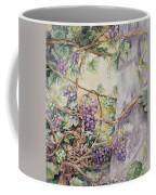 Grapevine Laurel Lakevineyard Coffee Mug