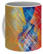 Graphics - Voiceprint, Read My Lips Coffee Mug