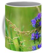 Grass And Flower  Coffee Mug