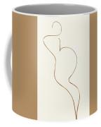 Grass Curves Coffee Mug