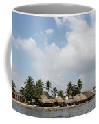 Grass Huts Colombia II Coffee Mug