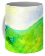 Grass In The Nature Coffee Mug