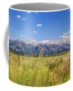 Grass In The Wind Coffee Mug