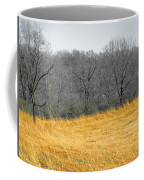 Grass Of Fire Coffee Mug