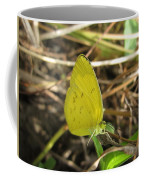 Grass Yellow 01 Coffee Mug