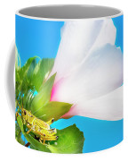 Grasshopper And Blue Sky Coffee Mug
