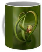 Grasshopper Twist Coffee Mug