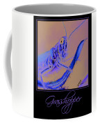 Grasshopper Poster Coffee Mug