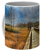 Grassy Glades Coffee Mug by Debra and Dave Vanderlaan