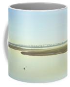 Grassy Sound Bridge North Wildwood New Jersey Coffee Mug