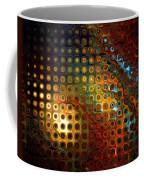 Grated Coffee Mug