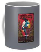 Grateful Dead Levi's Stadium Santa Clara Ca Coffee Mug