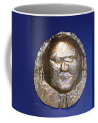 Grave Mask Coffee Mug