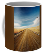 Gravel Lines Coffee Mug