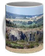 Gravel Pit Canyon Coffee Mug