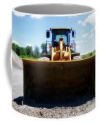 Gravel Pit Cat 972g Wheel Loader 01 Coffee Mug