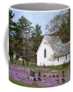 Graveyard Phlox Country Church Coffee Mug