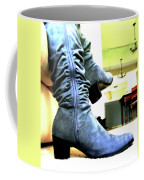 Gray Boots Coffee Mug