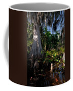 Gray Cypress Coffee Mug