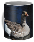 Gray Duck Coffee Mug