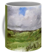 Gray Dunes Coffee Mug
