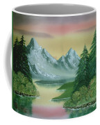 Gray Mountains Coffee Mug