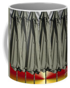 Gray Over Red Sky Coffee Mug